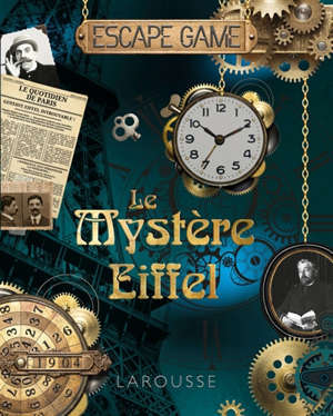 Le mystère Eiffel : escape game