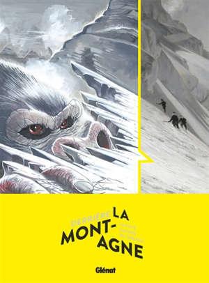 Derrière la montagne : la face cachée du tableau : peinture et bande dessinée