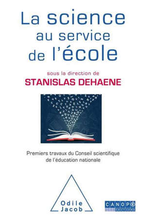 La science au service de l'école : premiers travaux du Conseil scientifique de l'Education nationale