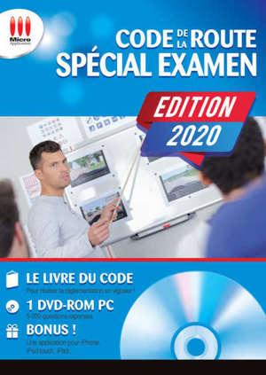 Code de la route spécial examen