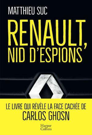 Renault, nid d'espions