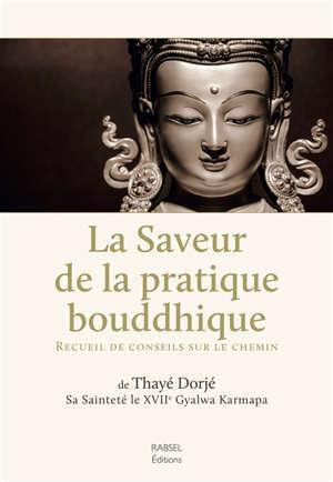 La saveur de la pratique bouddhique : recueil de conseils sur le chemin