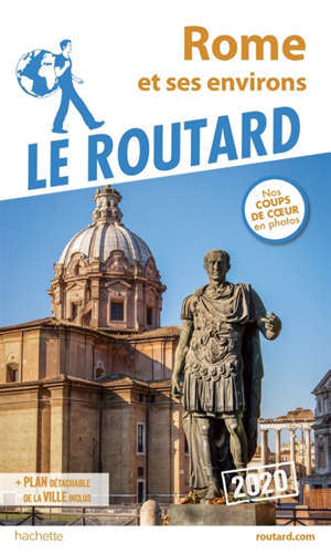 Rome et ses environs : 2020