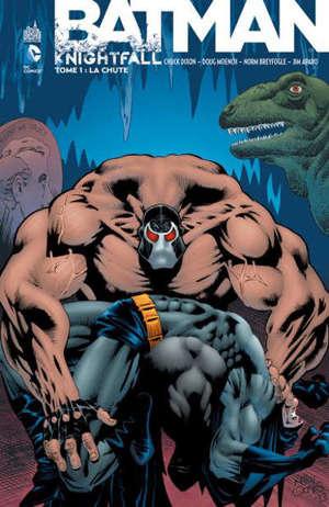 Batman : knightfall. Vol. 1. La chute