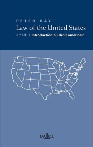 Law of the United States : an overview
