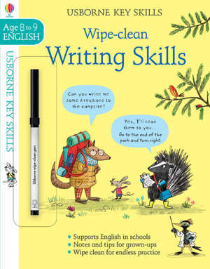 WIPE-CLEAN WRITING SKILLS