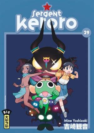 Keroro. Volume 29