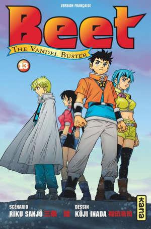 Beet : the Vandel Buster. Volume 13