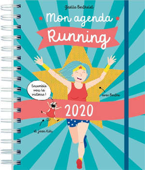 Mon agenda running : 2020