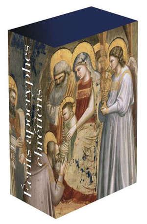 Ecrits apocryphes chrétiens I, II