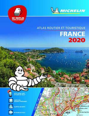 France 2020 : atlas routier et touristique