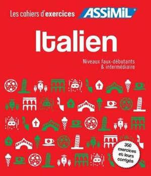 Italien : niveaux faux-débutants & intermédiaire