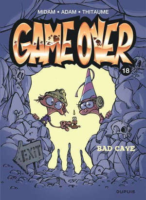 Game over. Volume 18