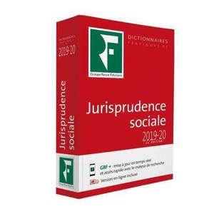 Jurisprudence sociale 2019-20