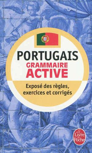 Portugais : grammaire active