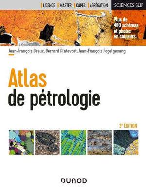 Atlas de pétrologie