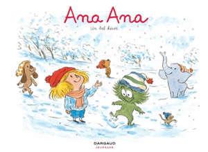 Ana Ana. Volume 14, Un bel hiver
