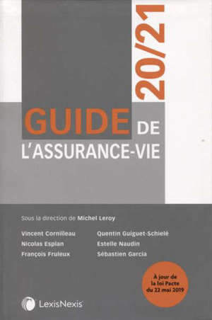 Guide de l'assurance-vie 2020-2021