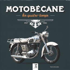 Motobécane : les quatre-temps, 1927-1984