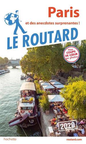 Paris : 2020 : et des anecdotes surprenantes !