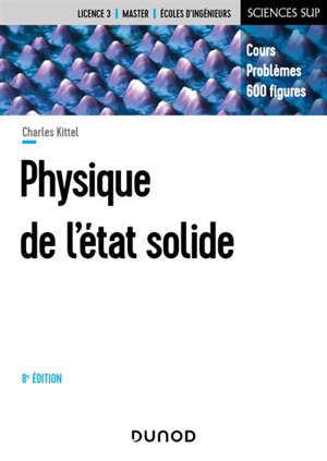 Physique de l'état solide : cours et problèmes