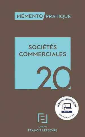 Mémento sociétés commerciales 2020