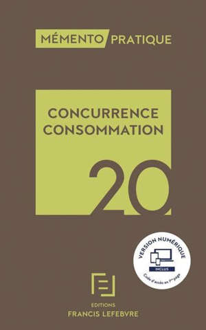 Concurrence consommation 2020