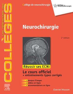 Neurochirurgie : réussir ses ECNi