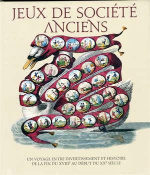 Jeux de société anciens : un voyage entre divertissement et histoire de la fin du XVIIIe au début du XXe siècle