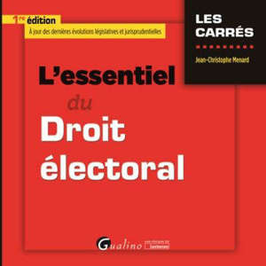 L'essentiel du droit électoral