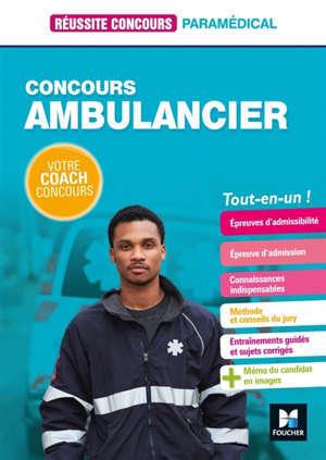 Concours ambulancier : tout-en-un !