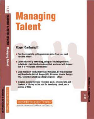 MANAGING TALENT: TRAINING AND DEVELOPMENT 11.7 -