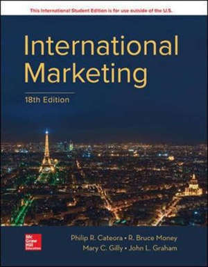 INTERNATIONAL MARKETING - 18 ED