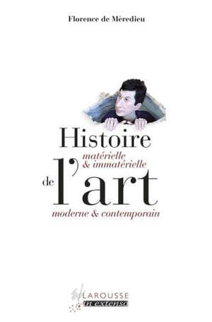 Histoire matérielle et immatérielle de l'art moderne et contemporain