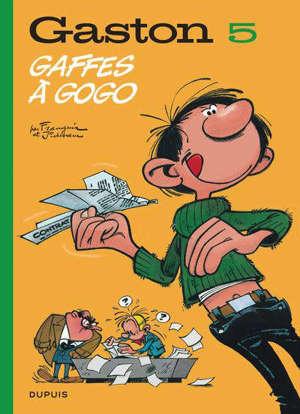Gaston. Volume 5, Gaffes à gogo