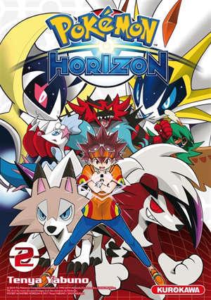Pokémon horizon. Volume 2