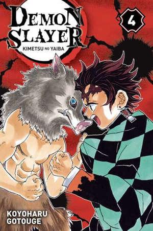 Demon Slayer. Volume 4