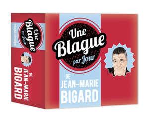 Une blague de Jean-Marie Bigard par jour : 2020
