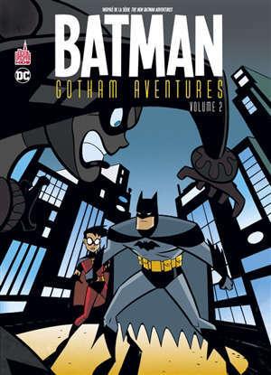 Batman Gotham aventures. Volume 2