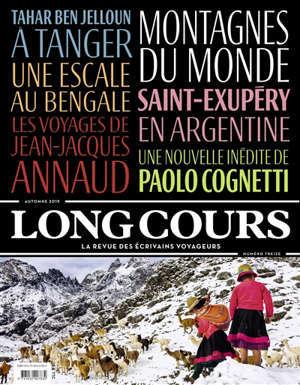 Long Cours. n° 13, Montagnes du monde