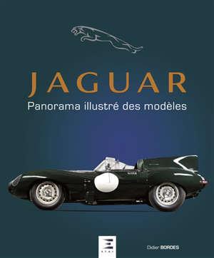 Jaguar, panorama illustré des modèles