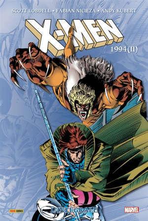 X-Men : l'intégrale, 1994 (II)