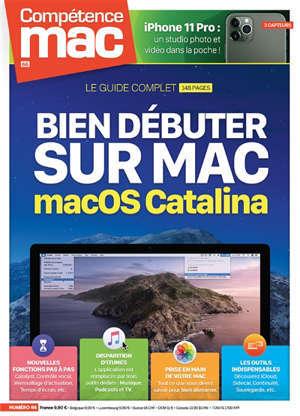 Compétence Mac. n° 66, Bien débuter sur Mac - macOS Catalina