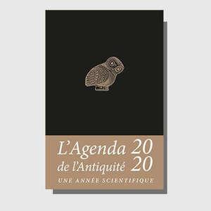 L'agenda de l'Antiquité 2020 : une année scientifique