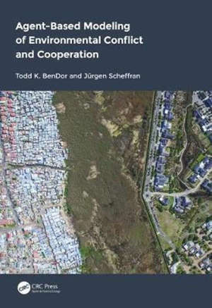 AGENT-BASED MODELING OF ENVIRONMENTAL CONFLICT AND COOPERATION -