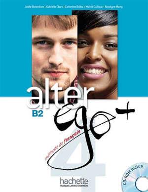 Alter ego + 4, méthode de français, B2