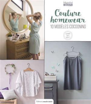 Couture homewear : 10 modèles cocooning