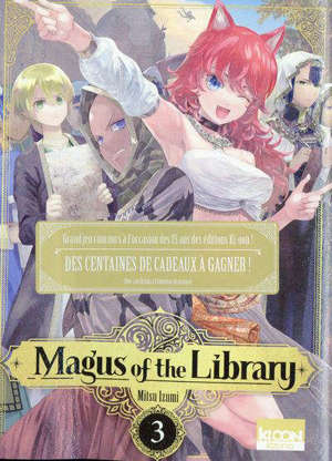 Magus of the library. Volume 3