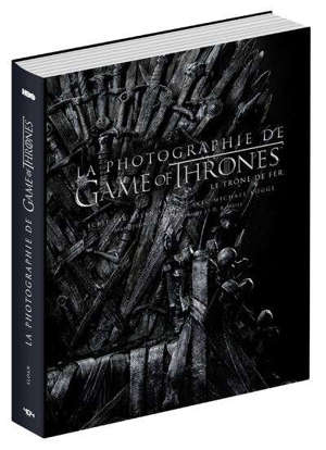 La photographie de Game of thrones : le trône de fer