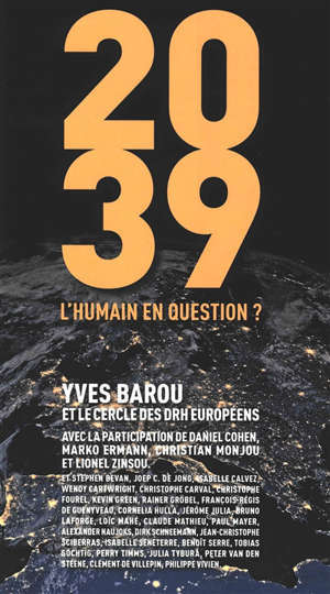 2039 : l'humain en question ?
